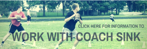 work with coach sink